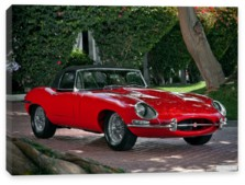 Jaguar, Jaguar E-Type Roadster (Series I) '1961-67 1