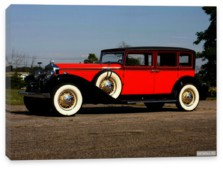 Stutz, Stutz DV32 Sedan by LeBaron '1933