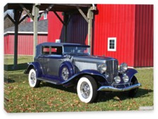 Auburn, Auburn Twelve Phaeton Sedan (12-165) '1933-34