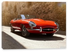 Jaguar, Jaguar E-Type Roadster (Series I) '1961-67 2