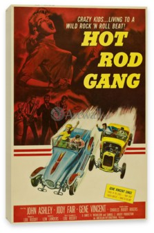 Кино, Hot Rod Gang, Crazy Kids Living to a Wild Rock 'n Roll Beat