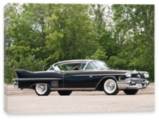 Cadillac, Cadillac Sixty-Two Coupe de Ville '1956
