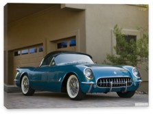 Corvette, Corvette C1 Bubbletop '1954
