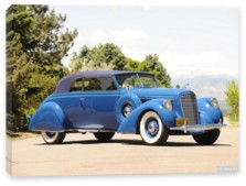 Lincoln, Lincoln KA Convertible Roadster '1934