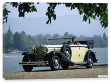 Maybach, Maybach Zeppelin DS8 4-door Cabriolet '1930-34
