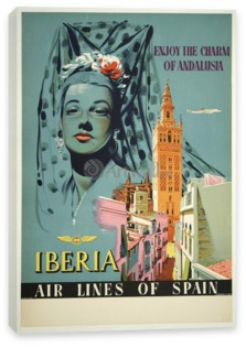 Туризм, Enjoy the Charm of Andalusia, Iberia, Airlines of Spain