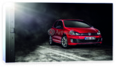 Golf GTI 3D, Volkswagen Golf GTI 3D (арт. am2687)