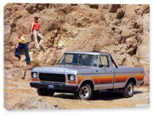 Ford, Ford F-100 '1978