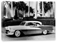 Oldsmobile, Oldsmobile Super 88 Holiday Coupe '1954