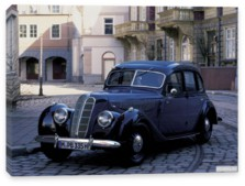 BMW, BMW 327 Coupe '1937-41