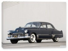 Cadillac, Cadillac Sixty-Two Coupe DeVille '1956