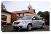 Grand Voyager, Chrysler Grand Voyager