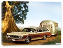 Dodge, Dodge Monaco Station Wagon '1970