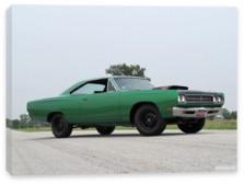 Plymouth, Plymouth Road Runner 440+6 '1970