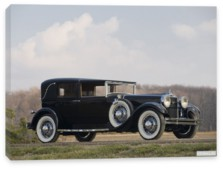 Stutz, Stutz Model M Vertical Eight Town Car '1929