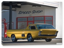 Dodge, Dodge Pickup Deora '1965
