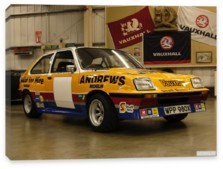Vauxhall, Vauxhall Chevette Rally Car '1977