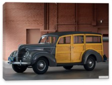 Ford, Ford Standard Station Wagon '1939