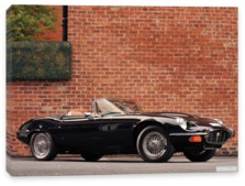 Jaguar, Jaguar E-Type V12 Roadster Commemorative Edition (Series III) '1974-75