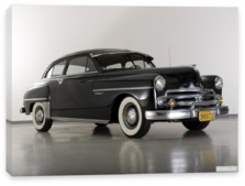 Dodge, Dodge Wayfarer Two-Door Sedan '1950