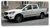 Actyon Sports, SsangYong Actyon Sports