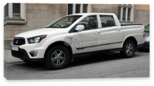 Actyon Sports, SsangYong Actyon Sports (арт. am2395)