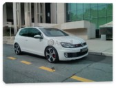 Golf GTI 3D, Volkswagen Golf GTI 3D (арт. am2695)