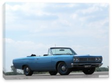 Plymouth, Plymouth Satellite Convertible '1969