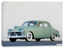 Plymouth, Plymouth Special Deluxe 4-door Sedan '1950