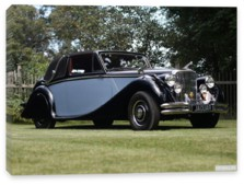 Jaguar, Jaguar Mark V Drophead Сoupe '1948-51