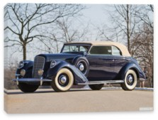 Lincoln, Lincoln Model KB Coupe by Judkins '1932