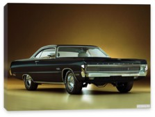 Plymouth, Plymouth Sport Fury GT '1970