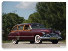 Buick, Buick Roadmaster Estate Wagon '1949