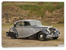 Jaguar, Jaguar Mark VII Sedan '1951-56