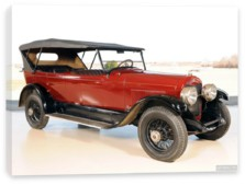 Lincoln, Lincoln Model L 7-passenger Touring '1923