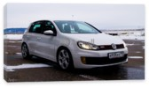 Golf GTI 5D, Volkswagen Golf GTI 5D (арт. am2700)