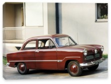 Ford, Ford Taunus 12M (G13) '1952-59