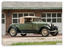 Lincoln, Lincoln Model L Club Roadster by Locke '1928