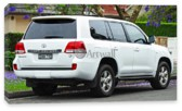Land Cruiser 200, Toyota Land Cruiser 200