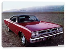 Plymouth, Plymouth Sport Satellite Hardtop Coupe (RP23) '1970