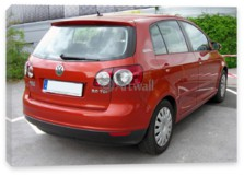 Golf Plus, Volkswagen Golf Plus