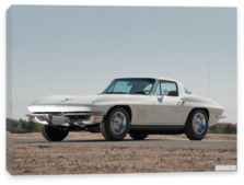 Corvette, Corvette Sting Ray (C2) '1967