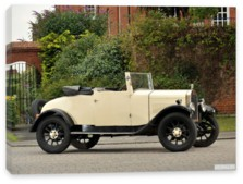 Suzuki, Swift 10 HP P-Type Convertible '1927