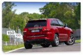 Grand Cherokee SRT8, Jeep Grand Cherokee SRT8