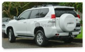 Land Cruiser Prado, Toyota Land Cruiser Prado (арт. am2605)