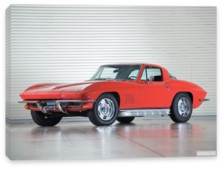 Corvette, Corvette Sting Ray 327 L79 Convertible (C2) '1967