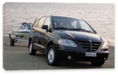 Stavic, SsangYong Stavic