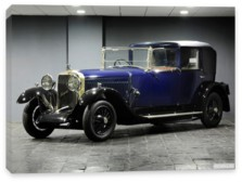 Hispano-Suiza, Hispano-Suiza H6B Coupe Chauffeur by Kellner '1925