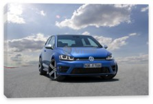 Golf R 3D, Volkswagen Golf R 3D (арт. am2708)