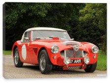 Austin, Austin Healey 3000 Rally Car (MkII) '1962